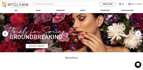 International Makeup Products - Buy Makeup Kits & Cosmetic Products Online in India - MyGlamm.